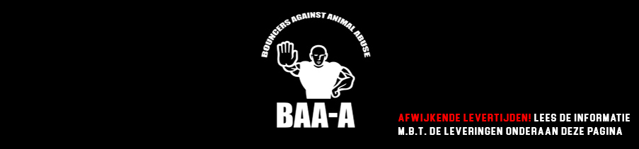 Stichting BAA-A. Bouncers Against Animal Abuse.