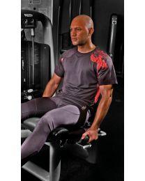 T-Shirt Sports, Spiro Training Shirt, Heren
