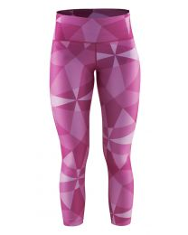 Legging Craft Pure Print Tights Dames