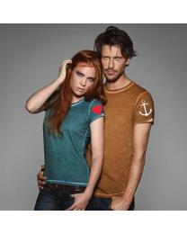 T-shirt B&C Dames