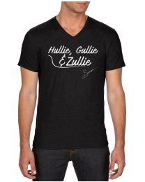 Hullie, Gullie & Zullie Heren T-shirt