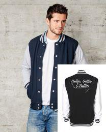"""Collage Jacket """"Hullie, Gullie & Zullie"""""""