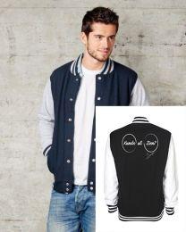"""Collage Jacket """"Kundu ut Zien?"""""""