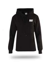 Dames Hoodie DBF (Members Only)