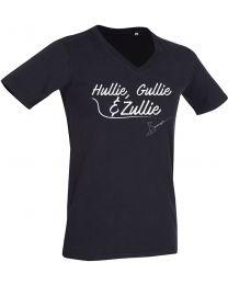 "Heren T-shirt, ""Hullie, Gullie & Zullie"""