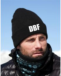 DBF gebreide muts