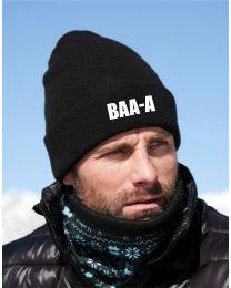 BAA-A gebreide muts