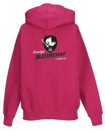 Kinder hooded sweater Lustrum edition