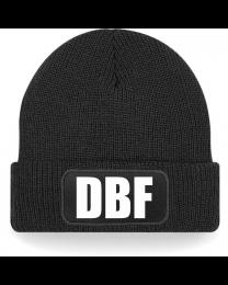 "Gebreide Muts DBF  met ""Thinsulate voering"""
