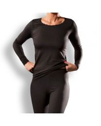 Thermoshirt RJ LS Lace Dames