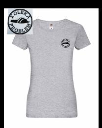 T-Shirt Ronde Hals Dames