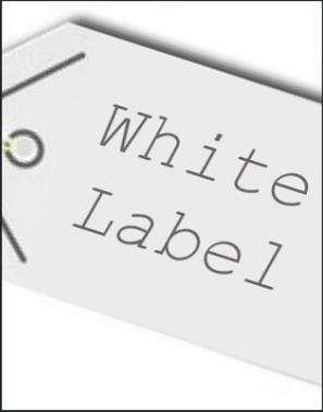 Webshop white label